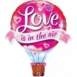 42 pulg. (106,6cm) Shape 01Ct Love Is In The Air Balloon (BP)