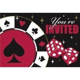 Invitaciones (8) Casino
