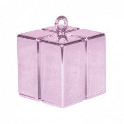 Gift Box Balloon Weight Pearl Pink (BP)