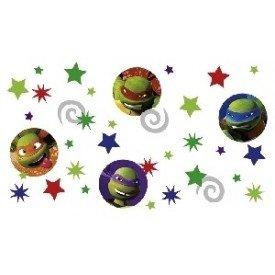 Confeti Tortugas Ninja