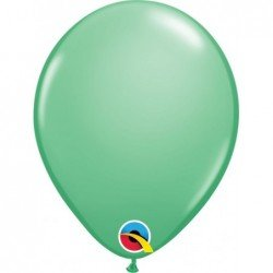 09 pulg. (22,8cm) Rnd Wintergreen 100 Und. Plain Latex (BP)QL-43713 Qualatex