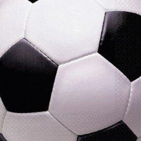 Servilletas (16) Balon de Fútbol (BP)