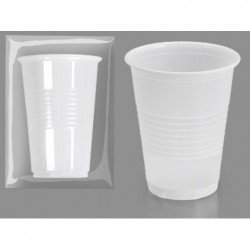 SET VASO BLANCO 220 CC (BP)J-10152 JBP