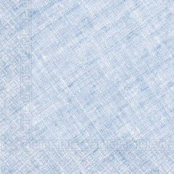 Servilletas grandes color Azul pastel de Triple Capa tacto textil Ecofriendly compostables (20)