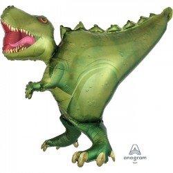 Globo foil Dinosaurio Rex de 91cm