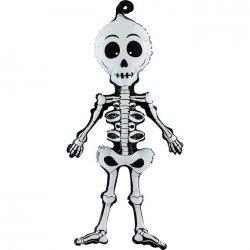 Globo Esqueleto de 56x20cm (Aire)