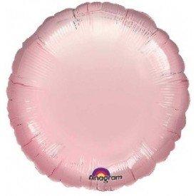 Globo Con Forma de Circulo de Aprox 45cm Color ROSA PASTEL -8004401 Anagram