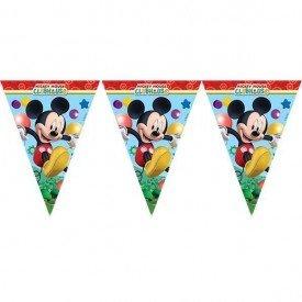 Banderines Triangulos de 3,5 m de Club disney Mickey
