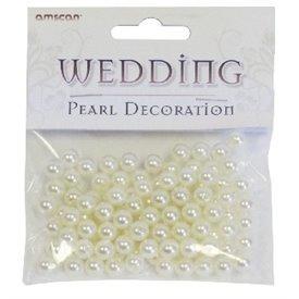 Perlas (150) decoracion Boda Rustika
