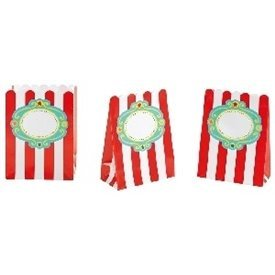 Bolsas (6) Chuches/Juguetes Fisher Price Circus