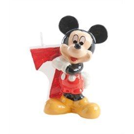 Velas Mickey, 7346153MK Dekora