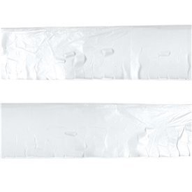 Guirnalda Flecos Plástico Blanco (25 Mts)IV-60005 Invercas