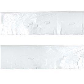 Guirnalda Flecos Plástico Blanco (25 Mts)