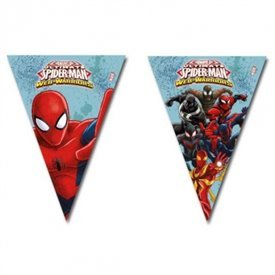 Banderines Spiderman