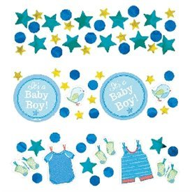 Confeti Baby shower Boy Blue (BP)