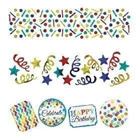 Confetti Happy Birthday (34 grm)360184 Amscan