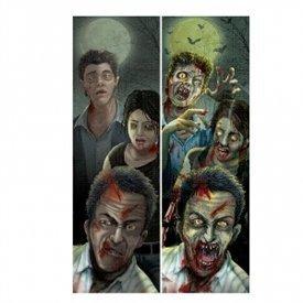 Decoración Zombies Holografica Para Pared190286 Amscan