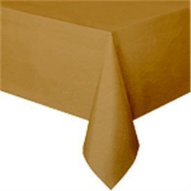 MANTEL RECTNG COLOR ORO (1 ud 1,4x2,8 m)57115-19 Amscan