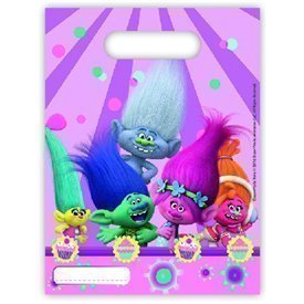 Bolsas chuches/juguetes Trolls (6)