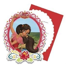 Invitaciones Elena de Avalor (6)