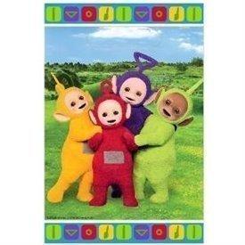 Bolsas chuches/juguetes de Los Teletubbies (8)9901193 Amscan