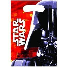 Bolsas chuches/juguetes de Star Wars Darth Vader (6)83240 Procos