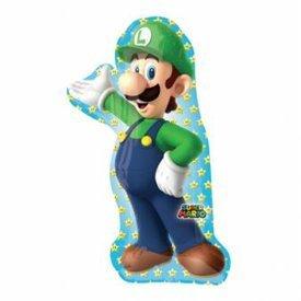 Globo Luigi forma (Empaquetado)3483701 Anagram