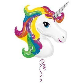 Globo Unicornio 83x73cm3129901 Anagram