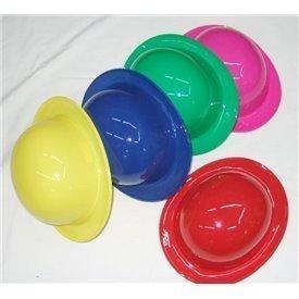 Bombin Plastico Colores Surtidos