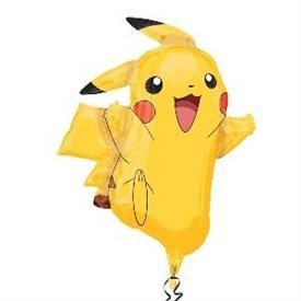 Globo Pokemon Forma Pikachu (Empaquetado)2946001 Anagram