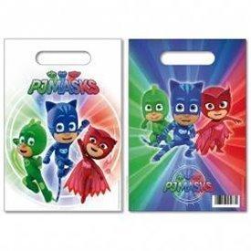 Bolsas chuches/juguetes Pj Masks (6)16001306 Verbetena