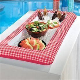Nevera Inflable Picnic-Barbacoa395674 Amscan