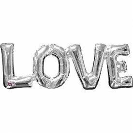 Globo palabra LOVE plata3310101 Anagram