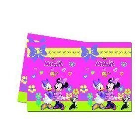 Mantel Minnie Rosa 120x18087865 Procos