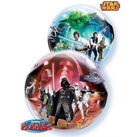 Globo Star Wars Burbuja BubbleQL-10474 Qualatex
