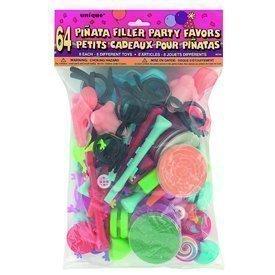 Juguetitos Relleno para Piñata (64 Piezas)UN-8764 Unique
