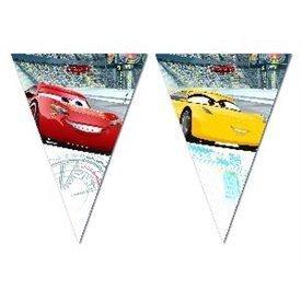 Banderin Triangulo Cars 3