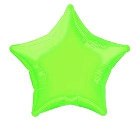 Globo Estrella Verde Lima de Aprox 51cm (BP)
