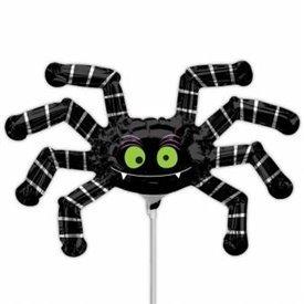 Globo Araña peluda palito