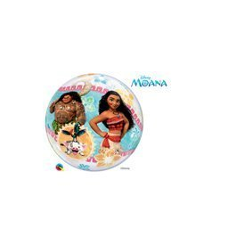 Globo Vaiana Burbuja Bubble de 56 cmQL-49078 Qualatex