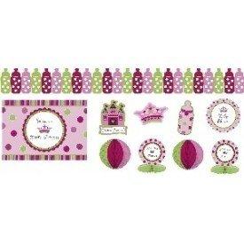 Kit Decoracion Pequeña princesa249457 Amscan