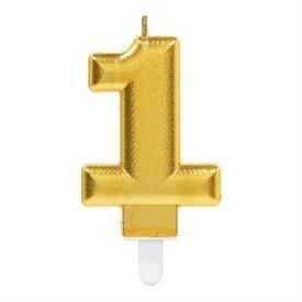Vela Oro Nº1