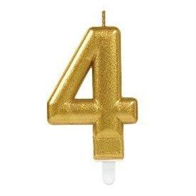 Vela Oro Nº4