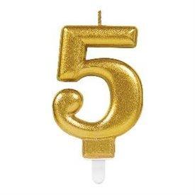 Vela Oro Nº5
