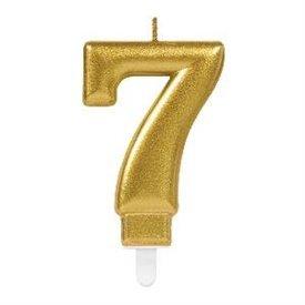 Vela Oro Nº7