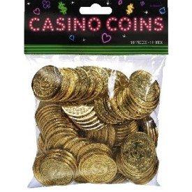 Monedas (144) Casino255572 Amscan