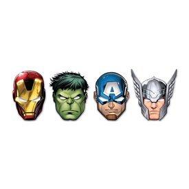 Mascaras Los Vengadores Unidos (6) 87976 Procos