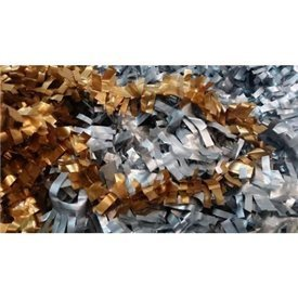 Collar Plastico Color Plateado54035 Invercas
