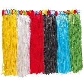 Falda Hawaiana colores surtidos 90cm62021 Invercas