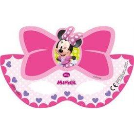 Gafas cartón Minnie Rosa (6)81687 Procos